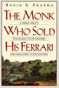 monk who sold his ferrari book cover