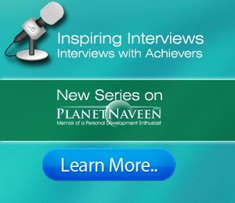 Inspiring Interviews Sidebar